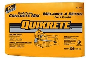 Cement & Concrete Mixes